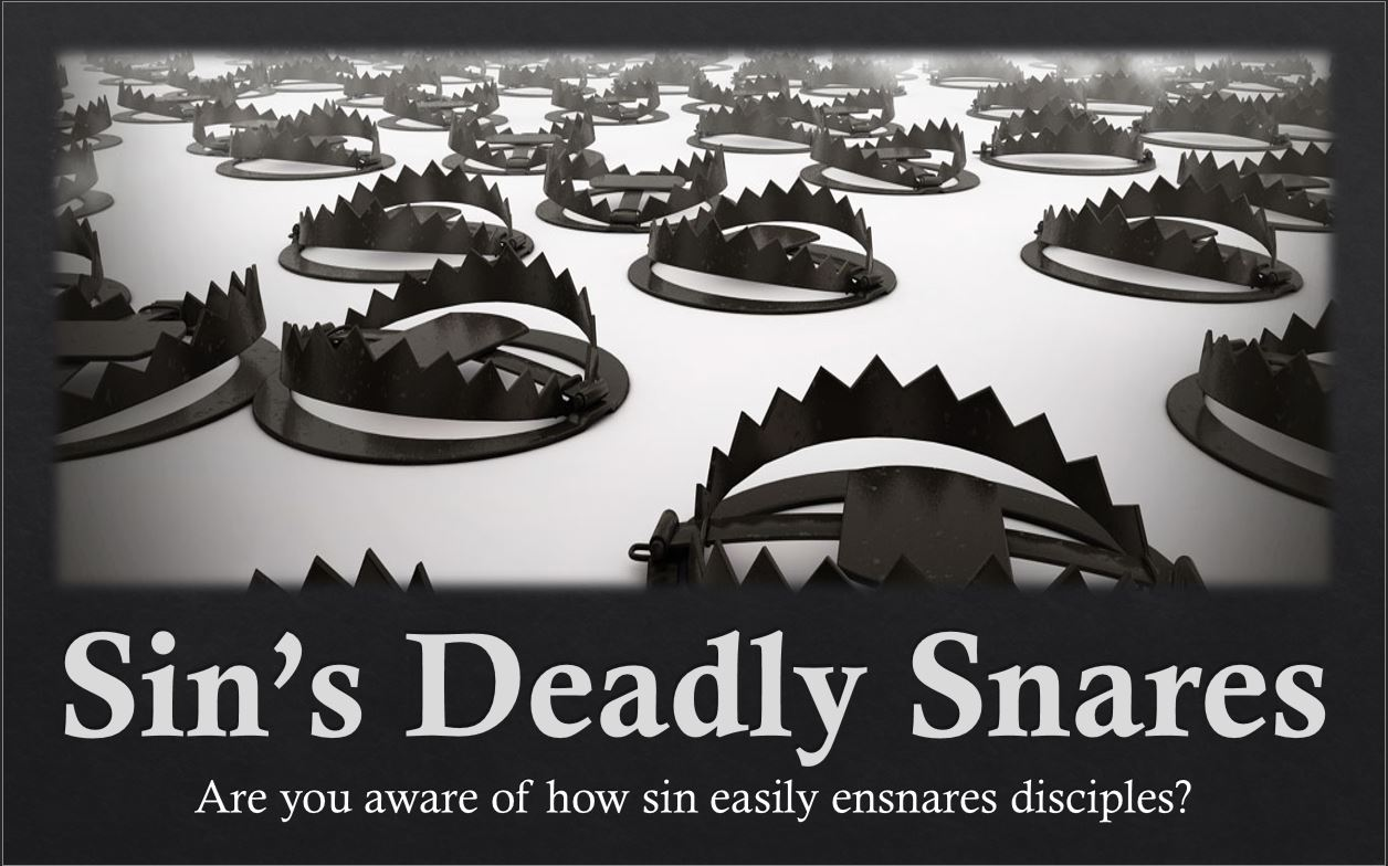 Sin's Deadly Snares